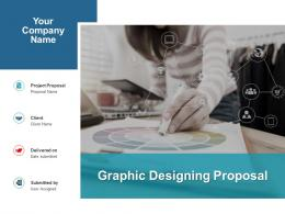 Graphic Design Proposal Powerpoint Presentation Slides