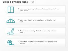 Graphic Report Service Business Ppt Icons Graphics