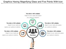 graphics_having_magnifying_glass_and_five_points_with_icon_Slide01