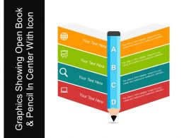 graphics_showing_open_book_and_pencil_in_center_with_icon_Slide01