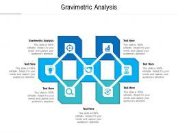 Gravimetric Analysis Ppt Powerpoint Presentation Professional Tips Cpb