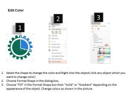 grear_with_percentage_for_result_analysis_flat_powerpoint_design_Slide04