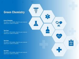 Green Chemistry Ppt Powerpoint Presentation Infographic Template Guidelines