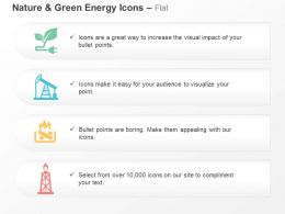 Green Energy Crane Fire Protection Tower Ppt Icons Graphics