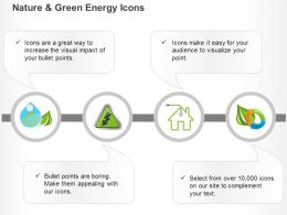 Green Energy Power Source Recycle System Ppt Icons Graphics