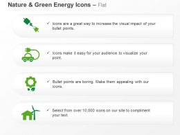 Green Energy Powr Back Up Ppt Icons Graphics