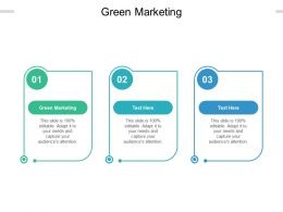 Green Marketing Ppt Powerpoint Presentation File Templates Cpb