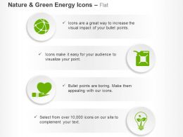 Green Revolution Power Production Nature Safety Ppt Icons Graphics