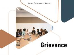 Grievance Progress Employee Customer Product Workplace Counselling