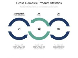Gross Domestic Product Statistics Ppt Powerpoint Presentation Slides Tips Cpb
