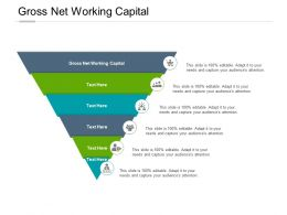 Gross Net Working Capital Ppt Powerpoint Presentation Microsoft Cpb
