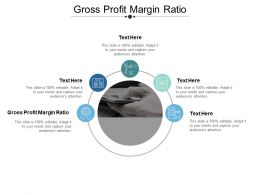 Gross Profit Margin Ratio Ppt Powerpoint Presentation Layouts Example Introduction Cpb