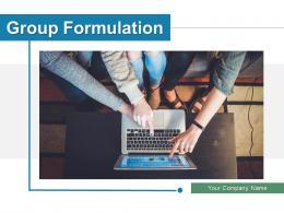 Group Formulation Personality Employees Organization Process Innovation