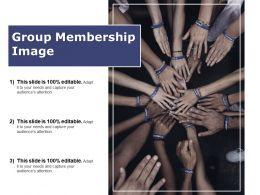 Group Membership Image
