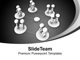 Group Of Network Global Powerpoint Templates Ppt Backgrounds For Slides 0113