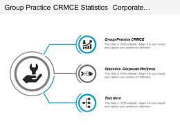 Group Practice Croce Statistics Corporate Wellness Strategic Wellness Cpb