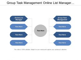 Group Task Management Online List Manager Team Task Management Cpb