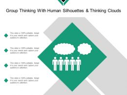 group_thinking_with_human_silhouettes_and_thinking_clouds_Slide01