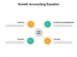 Growth Accounting Equation Ppt Powerpoint Presentation Professional Slide Download Cpb