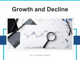 Growth And Decline Business Lifecycle Revenue Information Investment