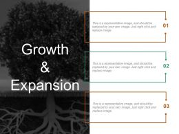 Growth And Expansion Ppt Samples
