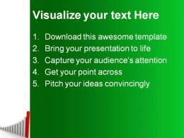 Growth Diagram Business PowerPoint Background And Template 1210