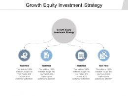Growth Equity Investment Strategy Ppt Powerpoint Presentation Inspiration Example File Cpb
