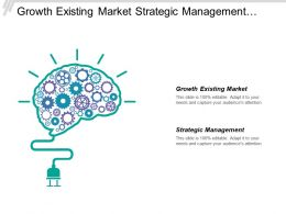 Growth Existing Market Strategic Management Vision Statement