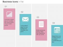 Growth Graph Email To Do List Monthly Calendar Ppt Icons Graphics