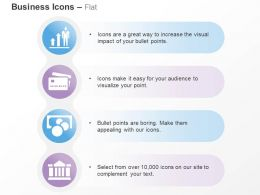 Growth Graph Management Banking Solutions Ppt Icons Graphics