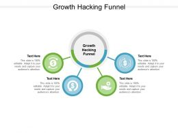 Growth Hacking Funnel Ppt Powerpoint Presentation Slides Inspiration Cpb