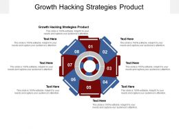 Growth Hacking Strategies Product Ppt Powerpoint Presentation Ideas Elements Cpb