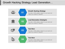Growth Hacking Strategy Lead Generation Strategies Leadership Management Traits Cpb