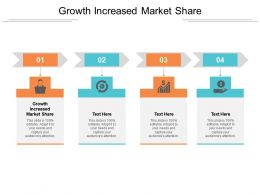 Growth Increased Market Share Ppt Professional Background Images Cpb