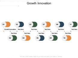 Growth Innovation Ppt Powerpoint Presentation Styles Graphics Template Cpb