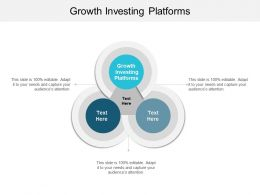 Growth Investing Platforms Ppt Powerpoint Presentation File Portrait Cpb