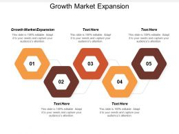 Growth Market Expansion Ppt Powerpoint Presentation File Design Inspiration Cpb