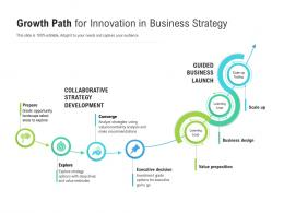 Growth Path For Innovation In Business Strategy