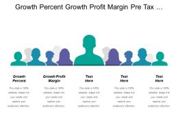 Growth Percent Growth Profit Margin Pre Tax Earnings Percent