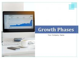 Growth Phases Organization Arrow Business Development Infographic