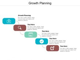 Growth Planning Ppt Powerpoint Presentation Portfolio Show Cpb