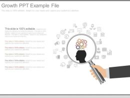 Growth Ppt Example File