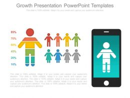 Growth Presentation Powerpoint Templates