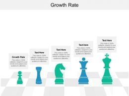 Growth Rate Ppt Powerpoint Presentation Infographic Template Slide Portrait Cpb