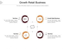 Growth Retail Business Ppt Powerpoint Presentation Gallery Professional Cpb