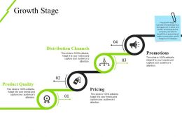Growth Stage Ppt Background Template 2