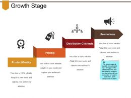 Growth Stage Ppt Examples