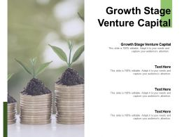 Growth Stage Venture Capital Ppt Powerpoint Presentation Styles Visuals Cpb
