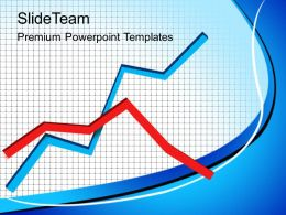 Growth statistics bar graphs powerpoint templates business marketing ppt slides