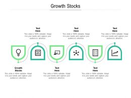 Growth Stocks Ppt Powerpoint Presentation Outline Graphic Tips Cpb